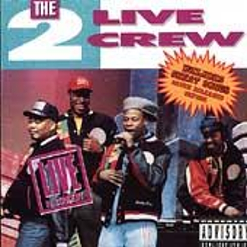 Live In Concert by 2 Live Crew