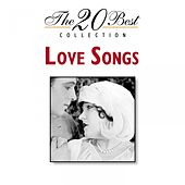 The 20 Best Collection: Love Songs by Various Artists
