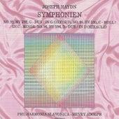 Joseph Haydn - Symphonien No. 92, No. 95, No. 96 by Philharmonia Slovanica