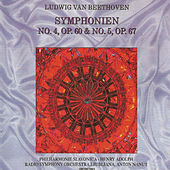 Ludwig Van Beethoven - Symphonien No. 4, No. 5 by Various Artists