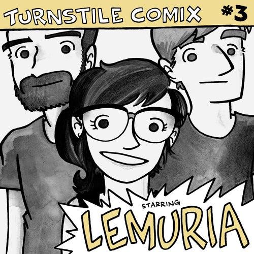 Turnstile Comix #3 by Lemuria