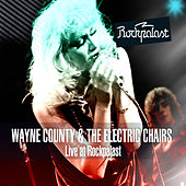 Live at Rockpalast Westfalenhalle, Dortmund 9th December 1978 by Wayne County and The Electric Chairs