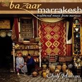 Bazaar Marrakesh by Chalf Hassan