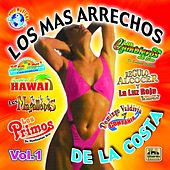 Los Mas Arrechos de la Costa, Vol. 1 by Various Artists