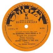 Strauss: Till Eulenspiegels lustige Streiche - Enescu: Romanian Rhapsody, Op. 11, No. 1 by George Enescu Symphony Orchestra