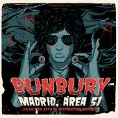 Madrid, Área 51... en un sólo acto de destrucción masiva!!! by Bunbury
