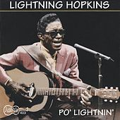 Po' Lightnin' by Lightnin' Hopkins