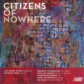 Citizens of Nowhere by Kenneth Long