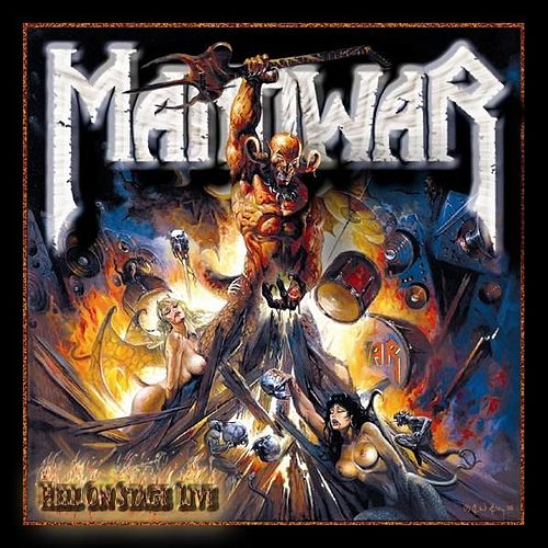 Hell on Stage - Live by Manowar