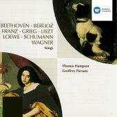 Berlioz/Wagner/Liszt/Schumann/Grieg etc:Song Recital by Geoffrey Parsons