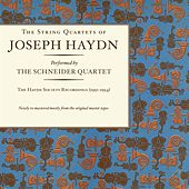 Haydn: String Quartets by Schneider Quartet
