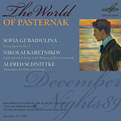 The World of Pasternak (Live) by Various Artists