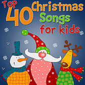 Top 40 Christmas Songs for Kids by The Kiboomers