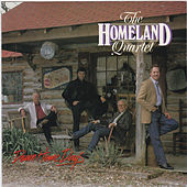 Down Home Days by Homeland Quartet