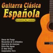 Guitarra Clásica Española by Antonio De Lucena