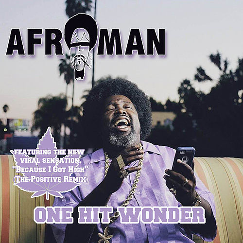 One Hit Wonder - EP by Afroman