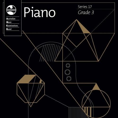 AMEB Piano Grade 3 (Series 17) by Caroline Almonte