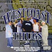 West Coast Thugs by Various Artists
