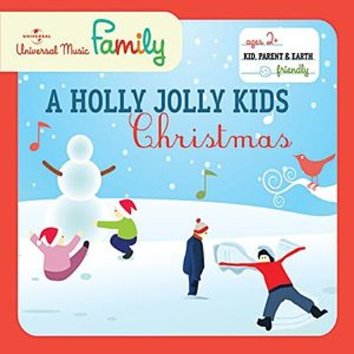A Holly Jolly Kids Christmas by Various Artists