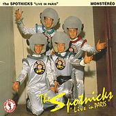 The Spotnicks Live in Paris by The Spotnicks