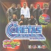 Alza La Manos by Los Internacionales Cometas Azules