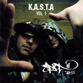 Kastatomy Vol. 1 by Kasta