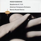 Sessions: Symphonies Nos. 6, 7 & 9 by American Composers Orchestra
