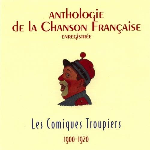 Anthologie De La Chanson Française - Les Comiques Troupiers (1900-1920) by Various Artists