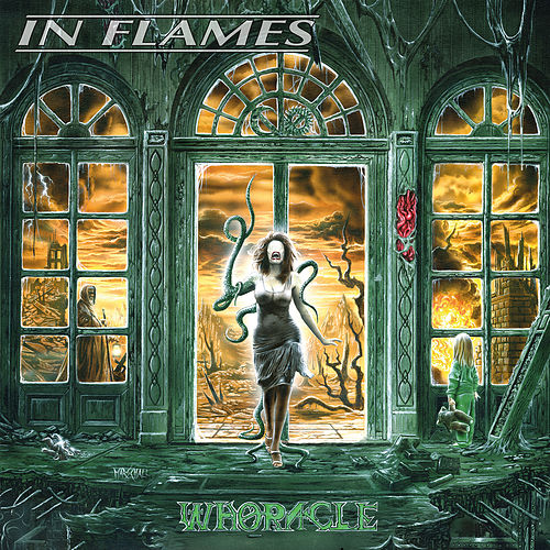 Whoracle (Reissue 2014) by In Flames