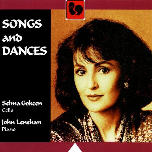 Bazelaire - Granados - Nin - Piatti - Williams - Jacobson - Rachamninoff - Tcherepnin by John Lenehan