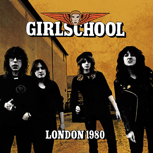 London 1980 by Girlschool