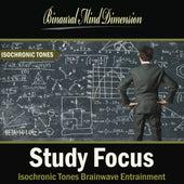 Study Focus: Isochronic Tones Brainwave Entrainment by Binaural Mind Dimension