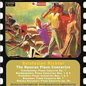 The Russian Piano Concertos by Sviatoslav Richter