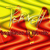 Happiness in the City by Pernett