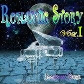 Romantic Story, Vol. I Bach - Liszt - Chopin - Brahms - Ginastera - Schubert - Rachmaninoff - Satie by Joohyun Park