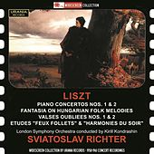 Liszt: Works for Piano & Orchestra by Sviatoslav Richter