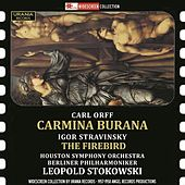 Orff: Carmina Burana - Stravinsky: The Firebird Suite by Various Artists