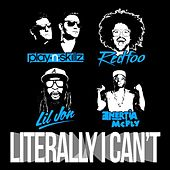 Literally I Can't (Clean) [feat. Redfoo, Lil Jon & Enertia McFly] by Play-N-Skillz