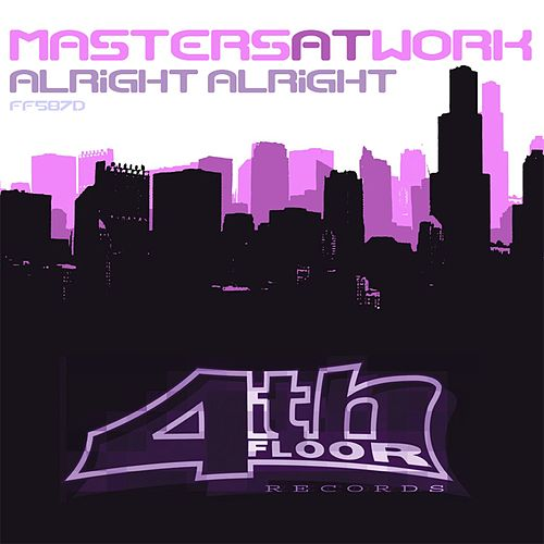 Alright Alright by Masters at Work