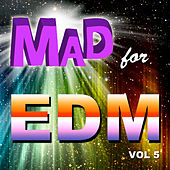 Mad for EDM, Vol. 5 von Various Artists