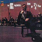 Live In 3 2/3/4 Time by Don Ellis