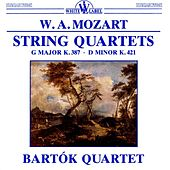 Mozart: String Quartets by Bartok Quartet