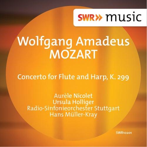 Mozart: Concerto for Flute & Harp, K. 299 by Aurèle Nicolet