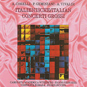Italian Concerti Grossi von Various Artists
