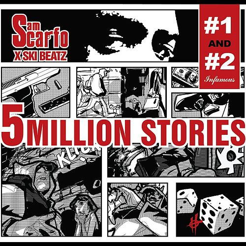 5 Million Stories Vol. 1 & 2 by Sam Scarfo