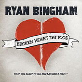 Broken Heart Tattoos by Ryan Bingham