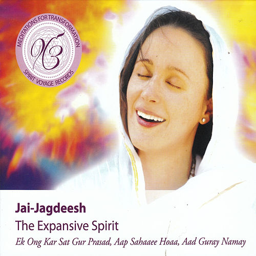 Meditations for Transformation: The Expansive Spirit by Jai-Jagdeesh