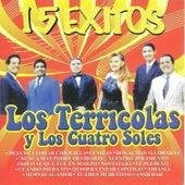 15 Exitos de Los Terrícolas y Los Cuatro Soles by Various Artists