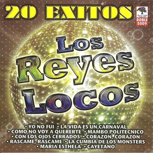 20 Exitos de Los Reyes Locos by Los Reyes Locos