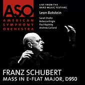 Schubert: Mass in E-Flat Major, D. 950 by Various Artists